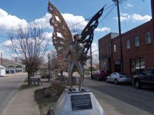 Pray you Never See the Mothman - the Harbinger of Death!