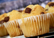 Pumpkin and Raisin Muffins