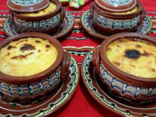 Moussaka in Clay Pots