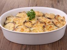 Gratin with Zucchini and Eggplant