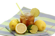 Iced Tea: Minimum Benefit, Maximum Sugar