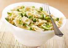 Macaroni Salad with Mushrooms