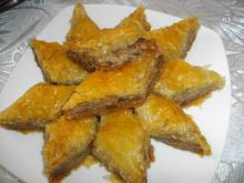New Year's Baklava
