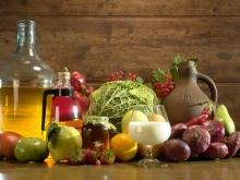 Vinegar Solution for Disinfecting Vegetables