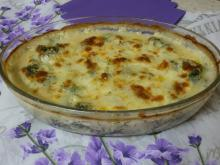 Gratin with Broccoli