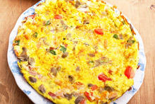 Assorted Baked Omelette