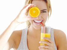 Drink Orange Juice Instead of Coffee in the Morning!