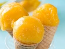 Orange and Lemon Sorbet