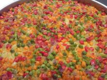 Oven Made Rice with Peas and Carrots