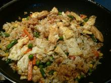 Chinese-Style Rice
