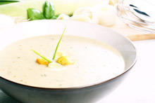 Savory Feta Cheese Soup