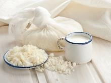 The benefits of sheep's milk