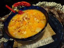 Traditional Warm Khash