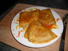 Fancy Crepes Suzette