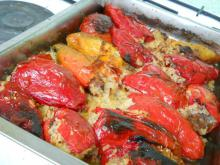Appetizing Stuffed Peppers with Mince