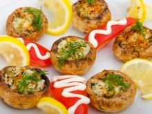 Oven-Baked Mushrooms with Butter