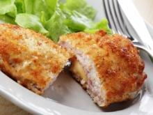 Pork Roulades with Cheese