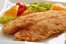 Stuffed Crumbed Fillet