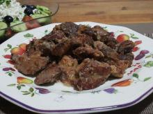 Fried Chicken Livers with Lemon