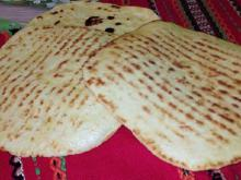Quick Flatbread in a Grill Pan