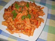 Pasta Bolognese in a Multicooker