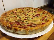 Colorful Quiche