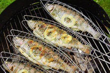 Marinated Grilled Mackerel