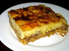 The Tastiest Pastitsio