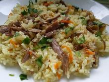 Duck with Rice