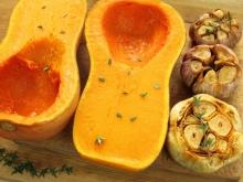 Roasted Winter Butternut Squash