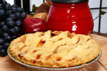 Apple Pie without Eggs