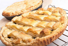Puff Pastry Pie with Mince