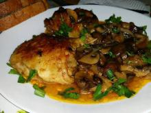 Chicken Goodness with Mushrooms
