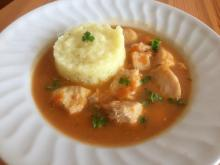 Chicken Stew with Rice