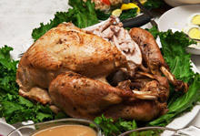 French-Style Roasted Chicken