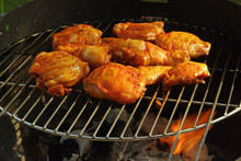 Roasted Chicken Bites