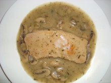 Super Tasty Chicken Fillets with Mushroom Sauce