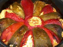Dietary Peppers in the Oven