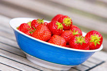 Flavorful Strawberries Protect the Heart