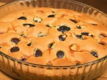 Cake with Prunes
