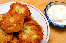 Potato and Spinach Cutlets