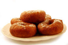 Sweet Simit Donuts