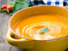 Tasty Cream of Pumpkin Soup