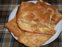 Apple Pie with Biscuits