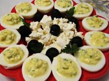 Egg Appetizer