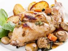 Greek Chicken with Lemon