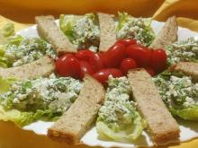 Antipasto with Cream Cheese