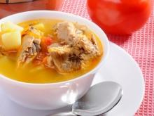 Fisherman's Fish Soup