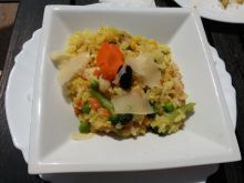 Risotto with Chicken and Corn