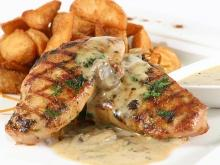 Grilled Chicken Steaks